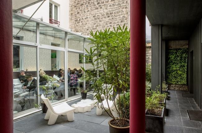 Hôtel Le Quartier Bercy Square – Salon