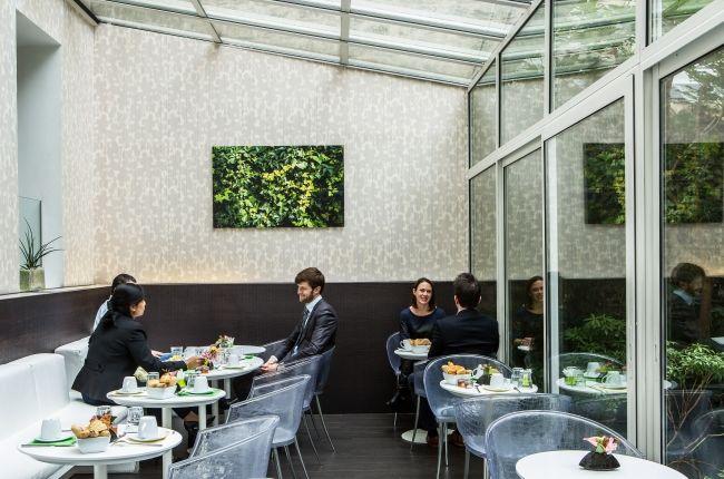 Le Quartier Bercy Square Hotel – Lounge