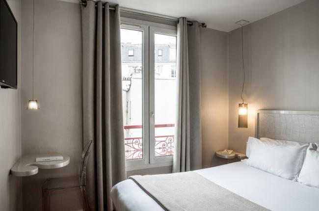 夸缇雅贝西广场酒店 - 舒适的客房