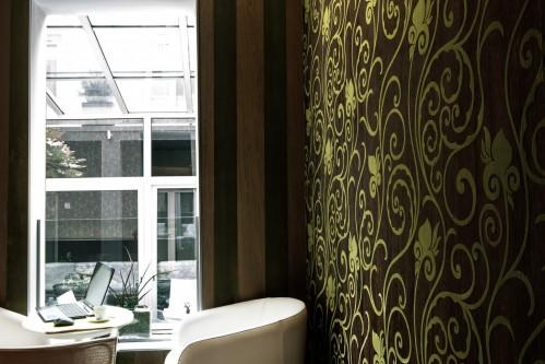 Hotel Quartier Bercy Square - Lobby Wallpaper