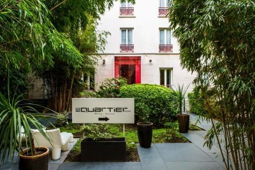 Hotel Le Quartier Bercy Square - Garden